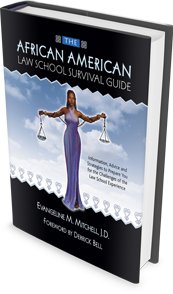 THE AFRICAN AMERICAN LAW SCHOOL SURVIVAL GUIDE:<br /><span>INFORMATION, ADVICE AND STRATEGIES TO PREPARE YOU FOR THE CHALLENGES OF  THE LAW SCHOOL EXPERIENCE